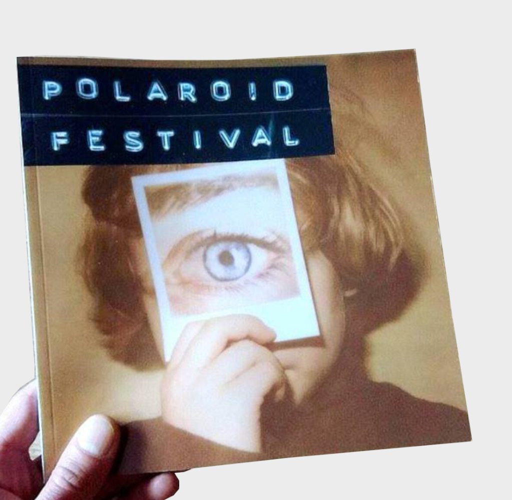 POLAROID FESTIVAL SHOP - Catalogue Polaroid Festival 2016
